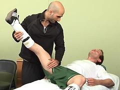 Jock fucked. Alex Slater and Steven Ponce, Added: 2011-11-25, 00:04:06