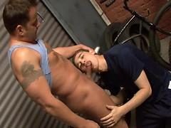 Finn Daniels and Jeremy Lange