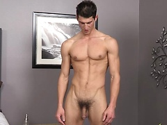 Athlete Enrique strokes dick, Added: 2011-11-25, 00:00:27