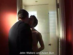 John Walters and Adam Burr
