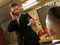 Secret Agent Part 2 - MOUK - Men of UK - Paddy O'Brian & Troy Daniels