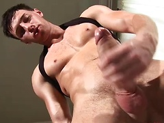 Kayden Gray - Ripped Hottie with Super Thick Uncut 9.5 inch Monstercock!, Added: 2011-11-25, 00:02:32