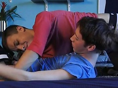 Tickled Twink. Daniel Bishop, Jacob Dixon.