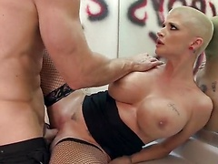 Joslyn James in Don't Cum for the Food