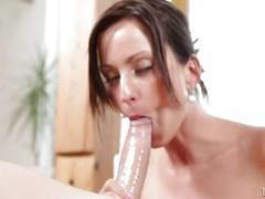 Deep blowjob from Simona Style