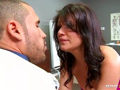 Charley Chase fucked by doctor