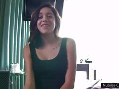Nubiles-Casting - Cali Doe Cast Kristina Bell