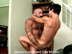Alessio Romero & Tyler Morgan