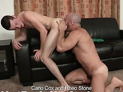 Carlo Cox & Rheo Stone