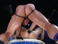 Club Inferno Dungeon - Fist Fuckers (Scene 2)