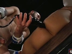 Club Inferno Dungeon - Butt Stuffers (Scene 2), Added: 2011-11-25, 00:02:18