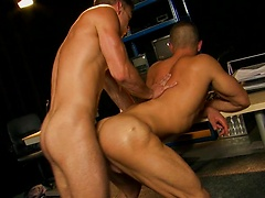 Men In Crack - MOUK - Men of UK - Paddy O'Brian & Marco Rubi