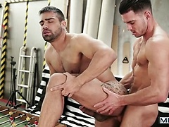 Voyeur Part 3 - MOUK - Men of UK - Paddy O'Brian & Wagner Vittoria