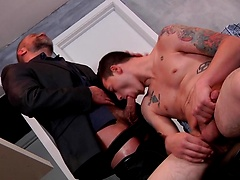 Stepfather's Secret - DMH - Drill My Hole - Dirk Caber & Trevor Spade, Added: 2011-11-25, 00:00:55