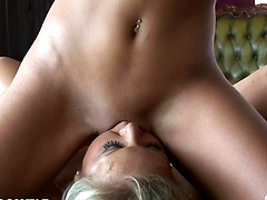 Sunny Diamond, Nicole Smith - Nicole Smith and Sunny Diamond