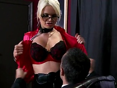 Alexis Ford in Perks of the Job