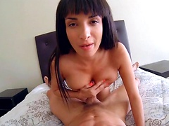 Anissa Kate in Pool Table Pounding