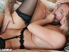 Jamie C, Cathy Heaven - Anal Pleasures Part 2