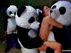 PANDAMONIUM!!! PANDA LULLABY!!! PANDA PORNO!!!!!
