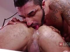 Raul Korso Swallows Max Toro's Cock Before Bareback Sex, Added: 2011-11-25, 00:00:39