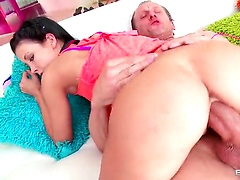 My Dick Sucking Step-Daughter