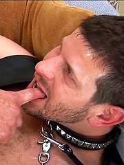 Mature men Chad Brock and Clay Towers fuck