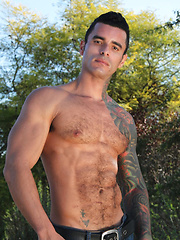 Alexander - handsome, dark curly hair, olive skin, athletic and muscular with big cocks