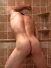 Hot surfer Terry naked