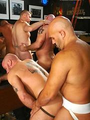 Amateur Daddy Orgy 2