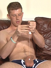 It's time to meet Dylan, a very tall and very toned Geordie lad