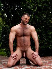 hot older gay man