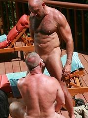 Rik Kappus and Michael Scott