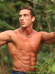 The Hottest Naked MuscleMen Online