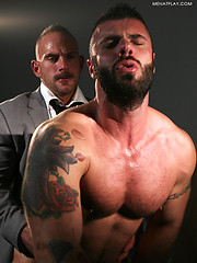 Captive. Starring Alex Marte and Samuel Colt.