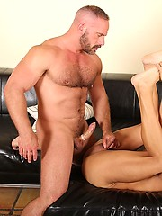 Samuel Colt and Luis Valentino fucking