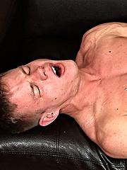 Bald Adam Russo tops Joseph Rough's ass