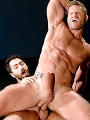 Cock Fight! Match 3: Landon Conrad & Adam Ramzi