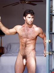 Muscle man Rick Koch