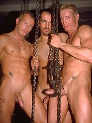 Andy Nickel, Patrik Eckberg & Jack Janus