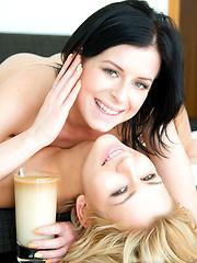 Daniella Rose & Tracy Lindsay: