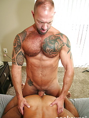 Vic Rocco and Jon Galt Bareback