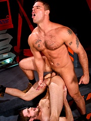 Raging Stallion - Derek Atlas & Dylan Hauser