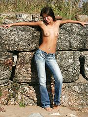 Maria - Denim - Free porn pics. Sexhound.com