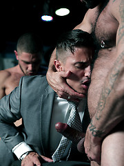 Double Stakes. Starring Rogan Richards, Dato Foland & Klein Kerr