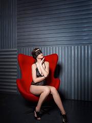 Lace Mask - Free porn pics. Sexhound.com