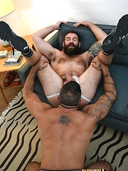 GEORGE GLASS AND ALESSIO ROMERO