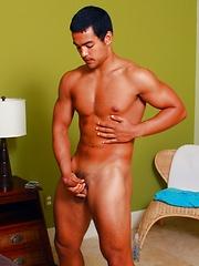 Jaime Cortez Busts A Nut