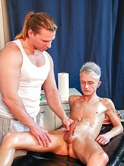 Trent Tarzan and Ross Mitchell