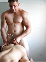Gabriel Jordan FUCKS Muscle Jock Max Summerfield