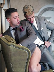 WELL SUITED. Starring ROBBIE ROJO & MAIKEL CASH